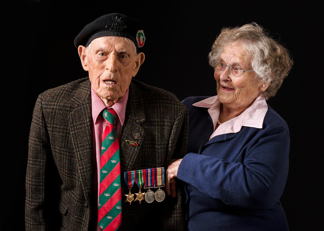 Eric and Nancy Hansen