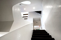 Residential Architectural Photography of Feature Staircase
