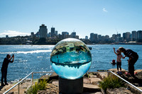 Sydney Harbour Sculpture Photography