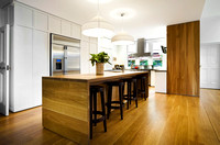 Interior Architectural Photography of Kitchen