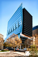 Sydney architectural photographer photographs The Ark Building in its environment for Arcadis
