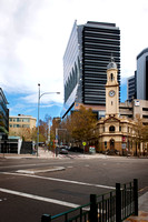 Architectural Photography of Old and New Buildings in North Sydney
