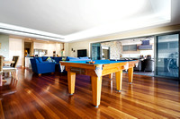 Interior Architectural Photography of Home Entertainment Areas