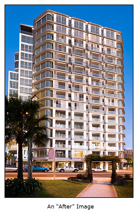 Residential High Rise Image Milsons Point
