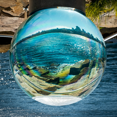 Barangaroo Sculpture Photography