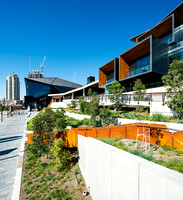 Commercial Architectural Photography of Sydney's ICC Exhbition Centre