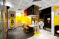 Commercial Architectural Photography of McDonalds Play Area