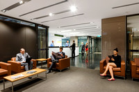 Interior Architectural Photography of Office Reception Area