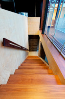 Timber Staircase Detail